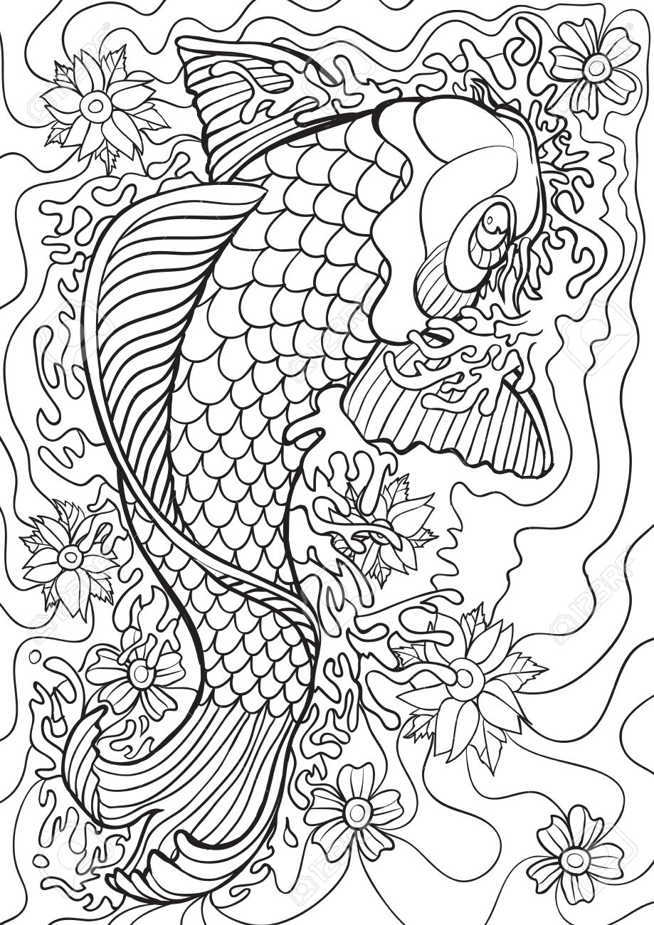 Grafica Coloring books for young adults