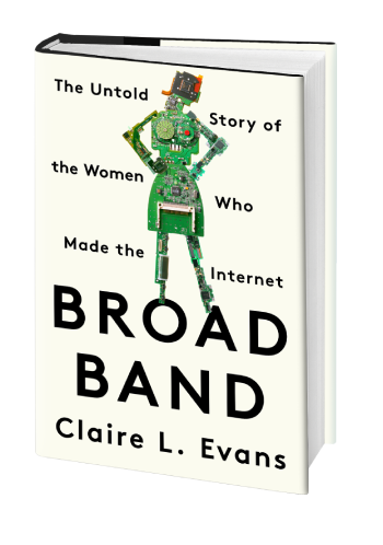 Claire Evans Broad Band
