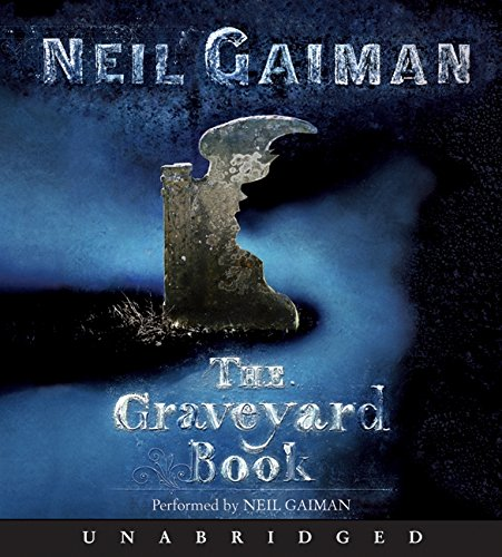 Neil Gaiman the graveyard book audiobook