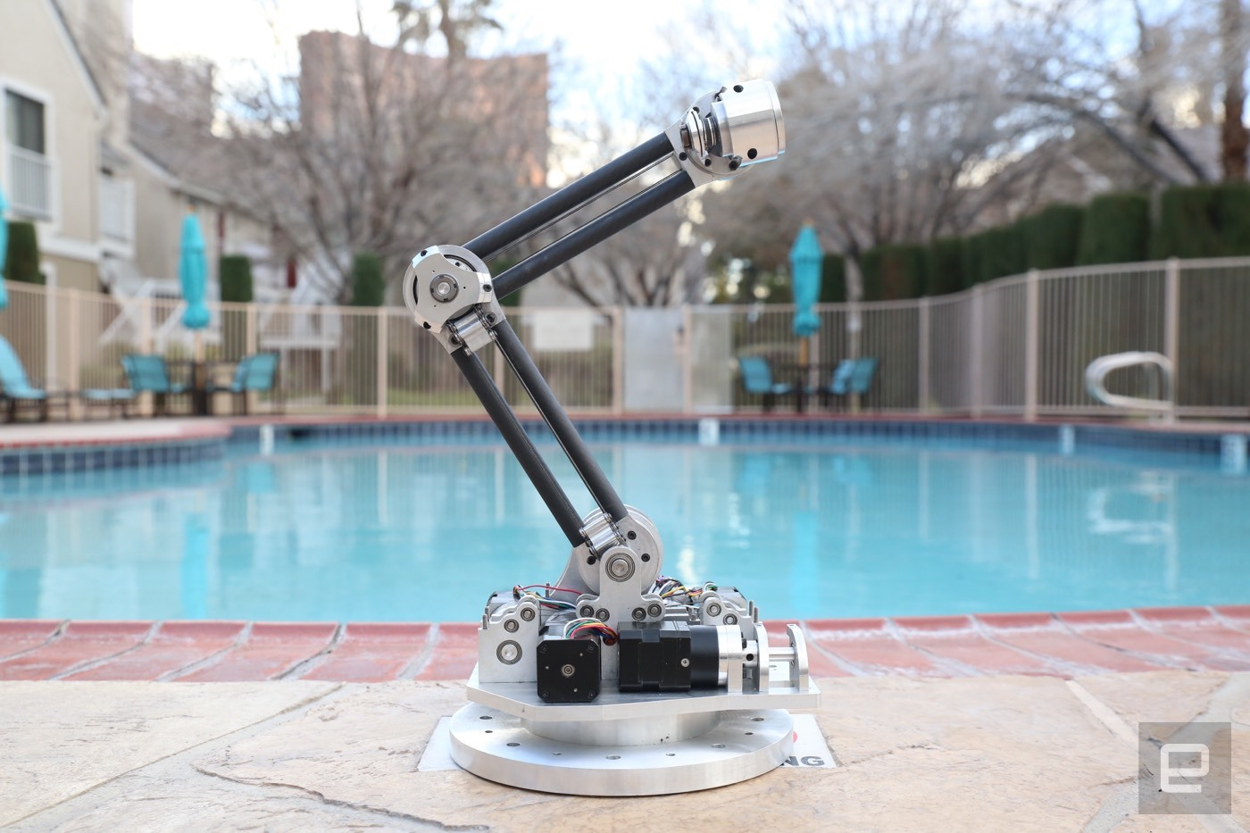 KATIA robotic arm