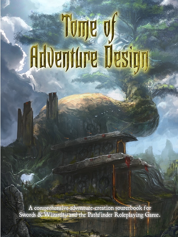 The Tome of Adventure Design
