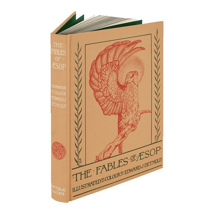 The Folio Society Aesop Fables