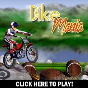 bikemania flash game