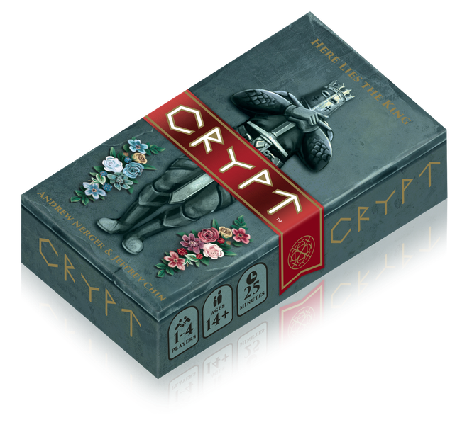 Crypt boardgame 2018
