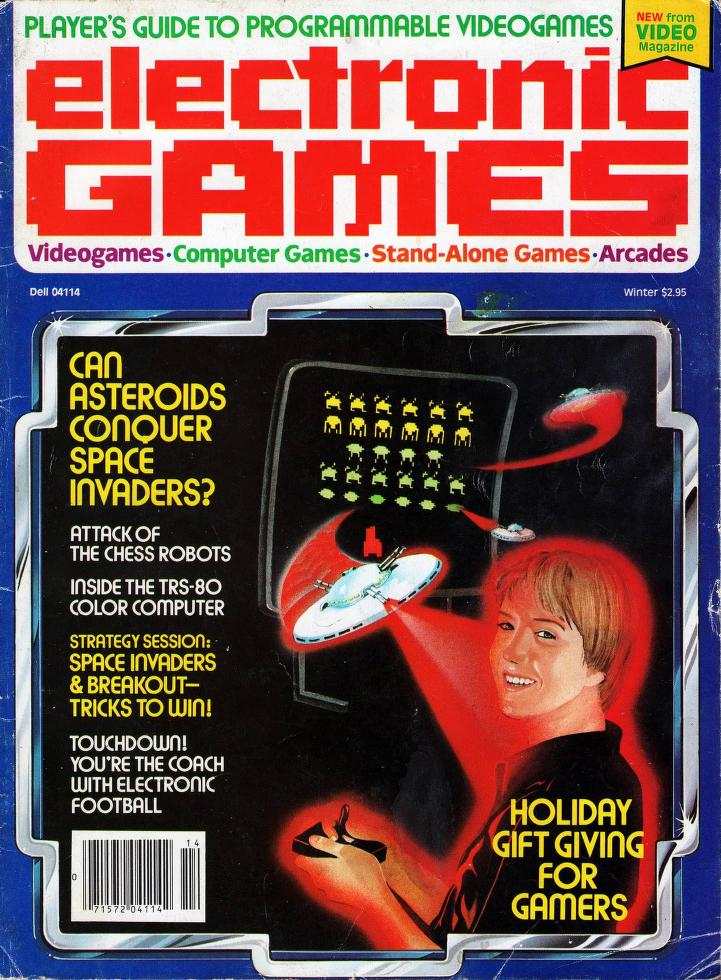 Electronic Games Monthly
