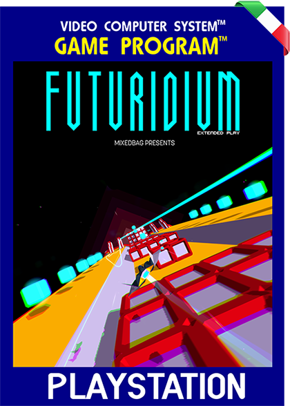Futuridium Mixed Bag Games