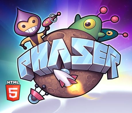 html5 game making tool phaser