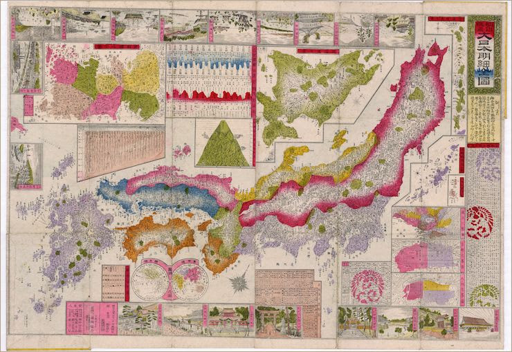 Sublime Maps japan map