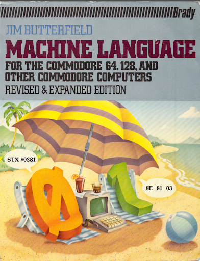 machine language for the commodore 64 Jim Butterfield