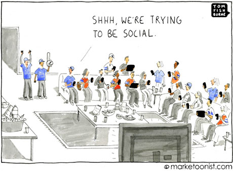 marketoonist Tom Fishburne