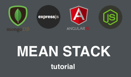 Mean Stack Tutorials