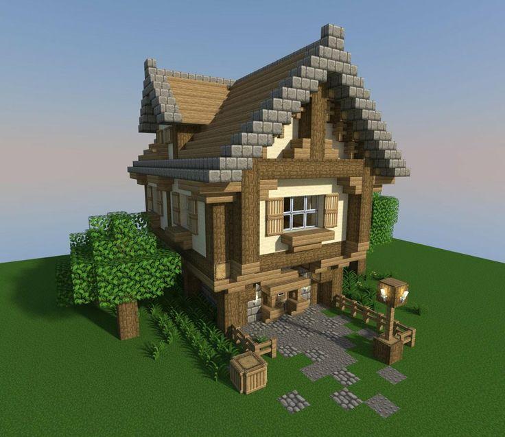 Minecraft for Foto di ponti su case