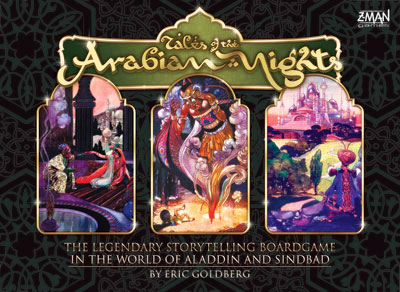 tales arabian nights