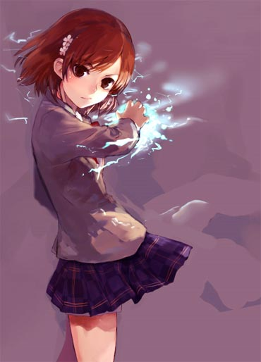 Toaru kagaku no railgun a certain scientific