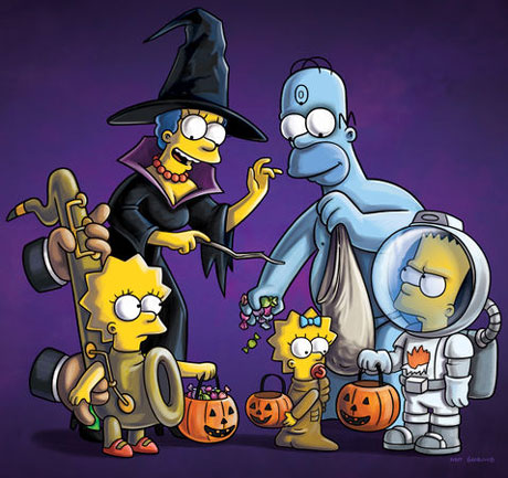 Simpson Halloween Specials: Treehouse of Horror